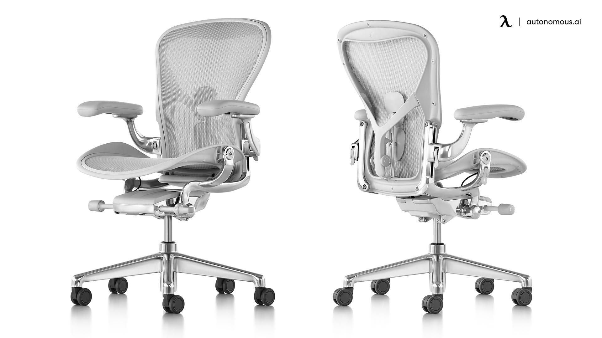 Aeron Ergonomic Graphite Chair by Herman Miller