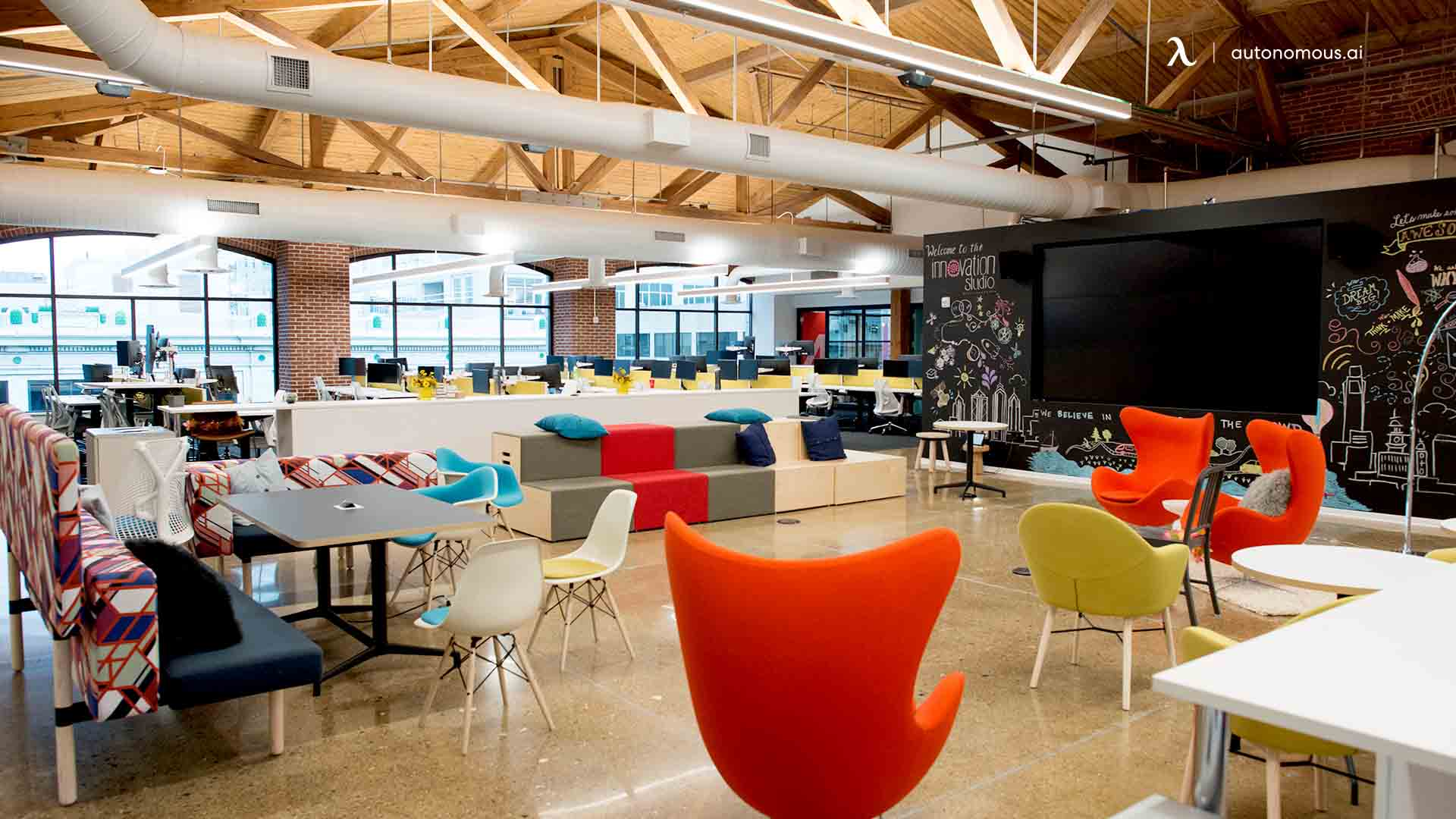 Workplaces as Social Hubs
