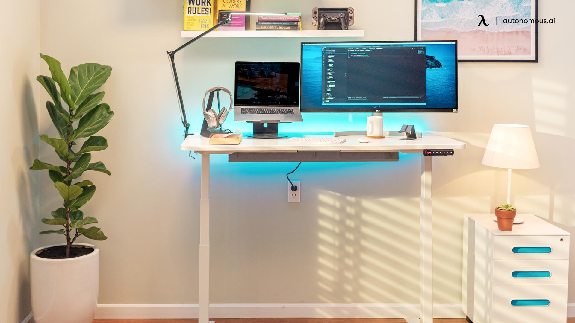 Getting Setup with a Home Office