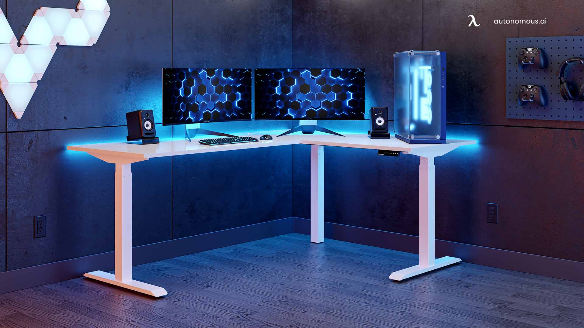 Why would you choose a standing desk