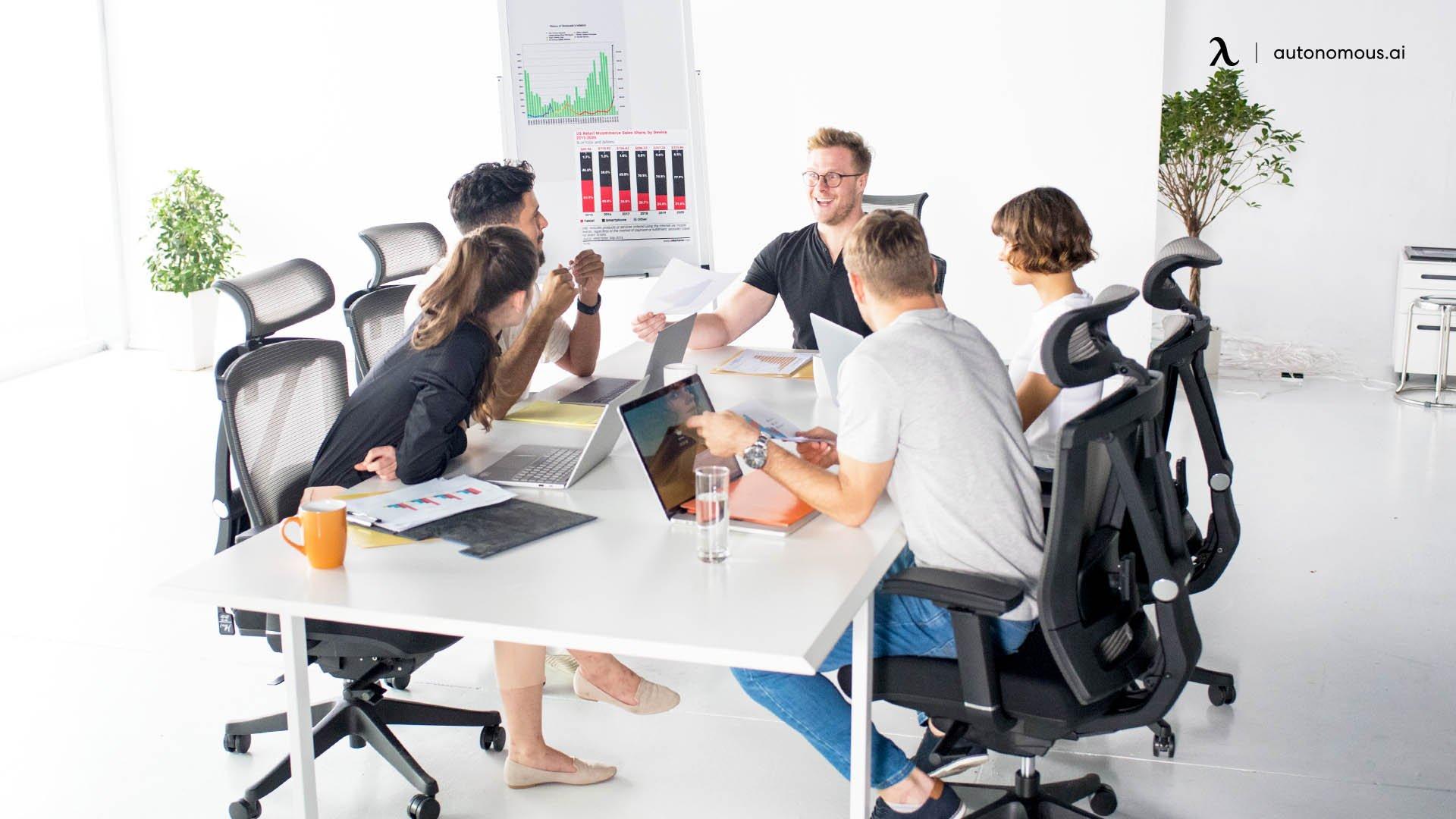 Benefits of Hybrid Working