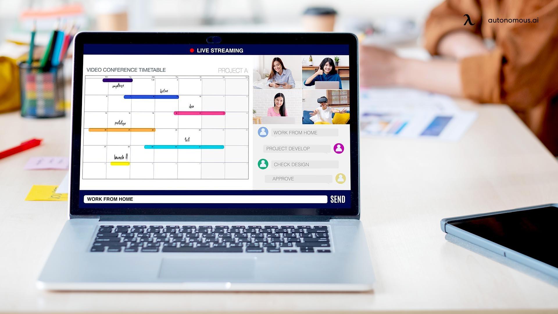 3.2 Employees set their schedules