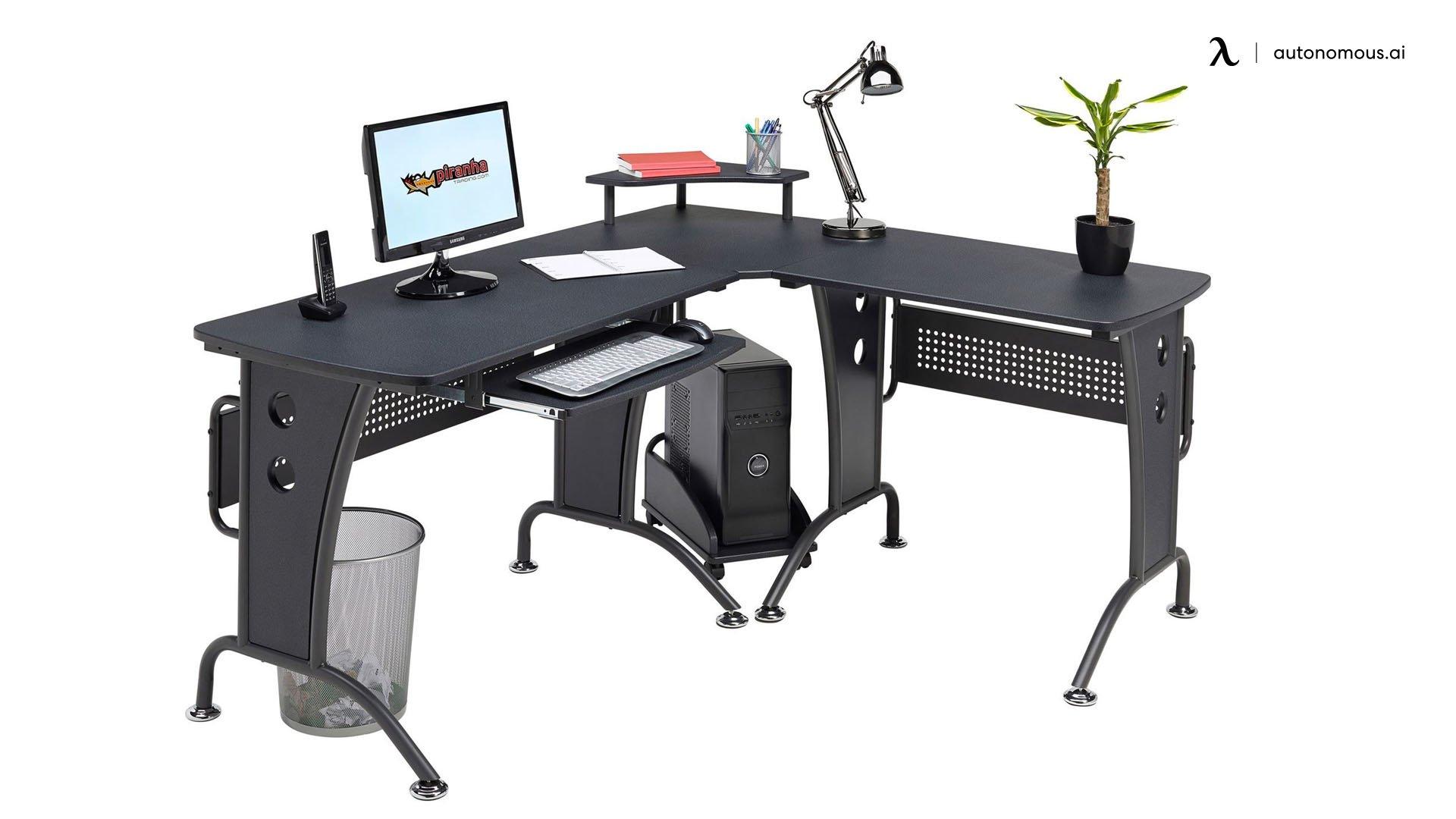 Piranha Unicorn Large Corner Desk