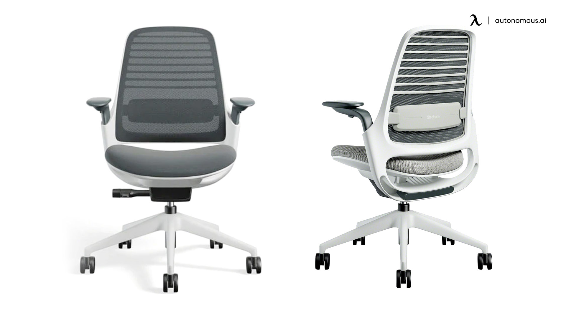 Series One Work Chair by Steelcase