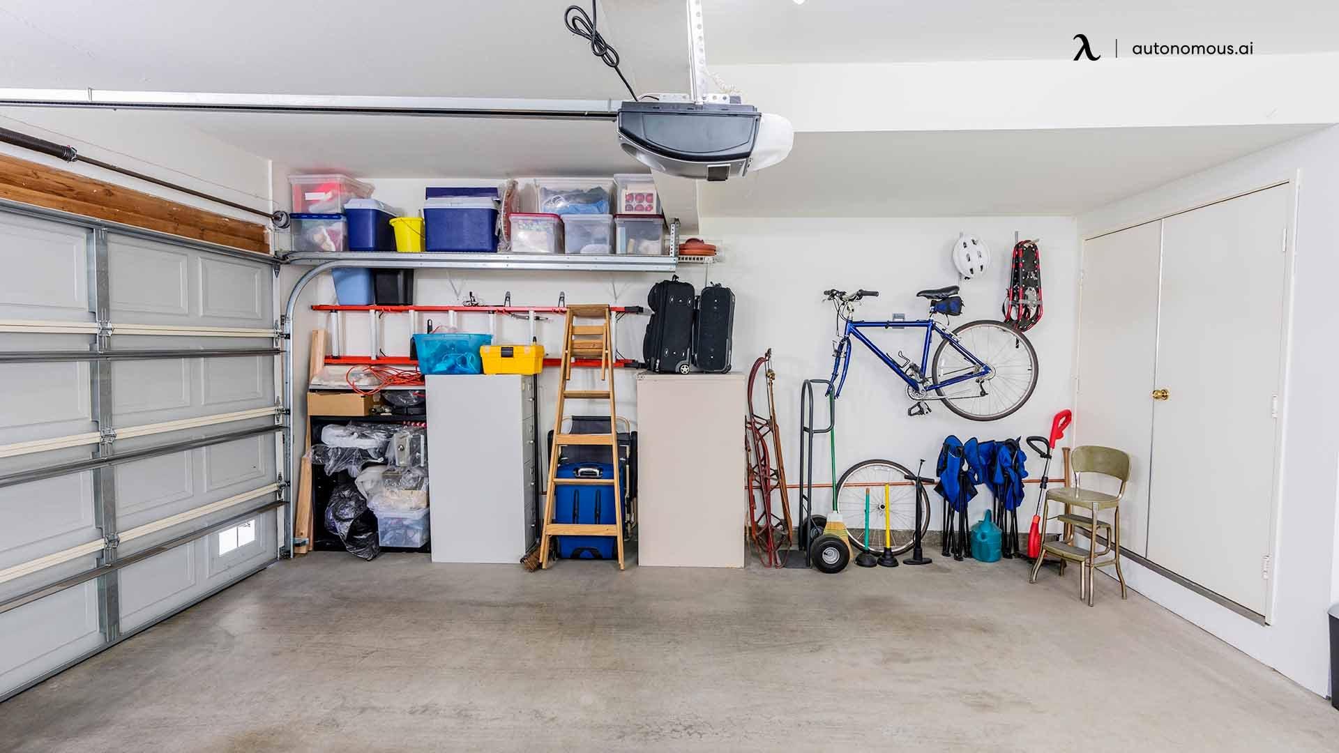 convert garage into home office