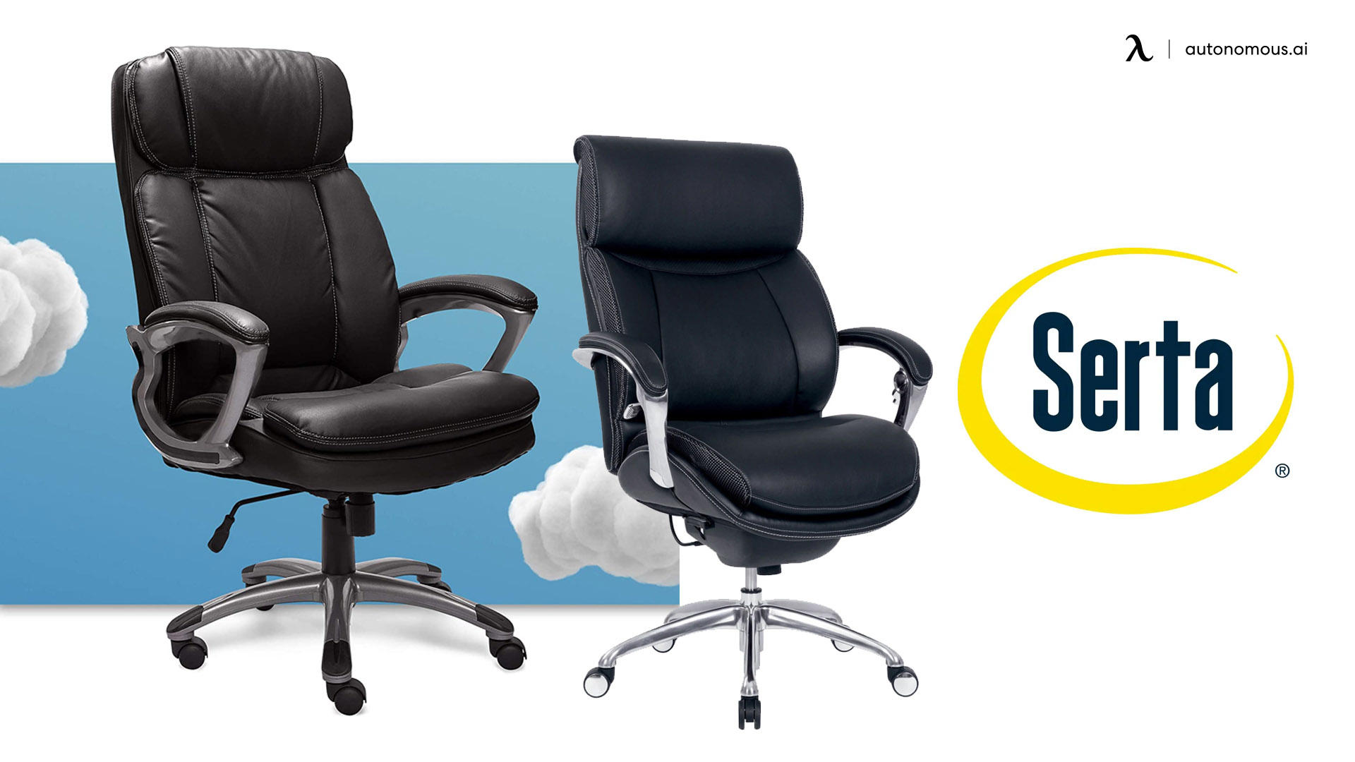 Serta Air Health and Wellness Executive Chair