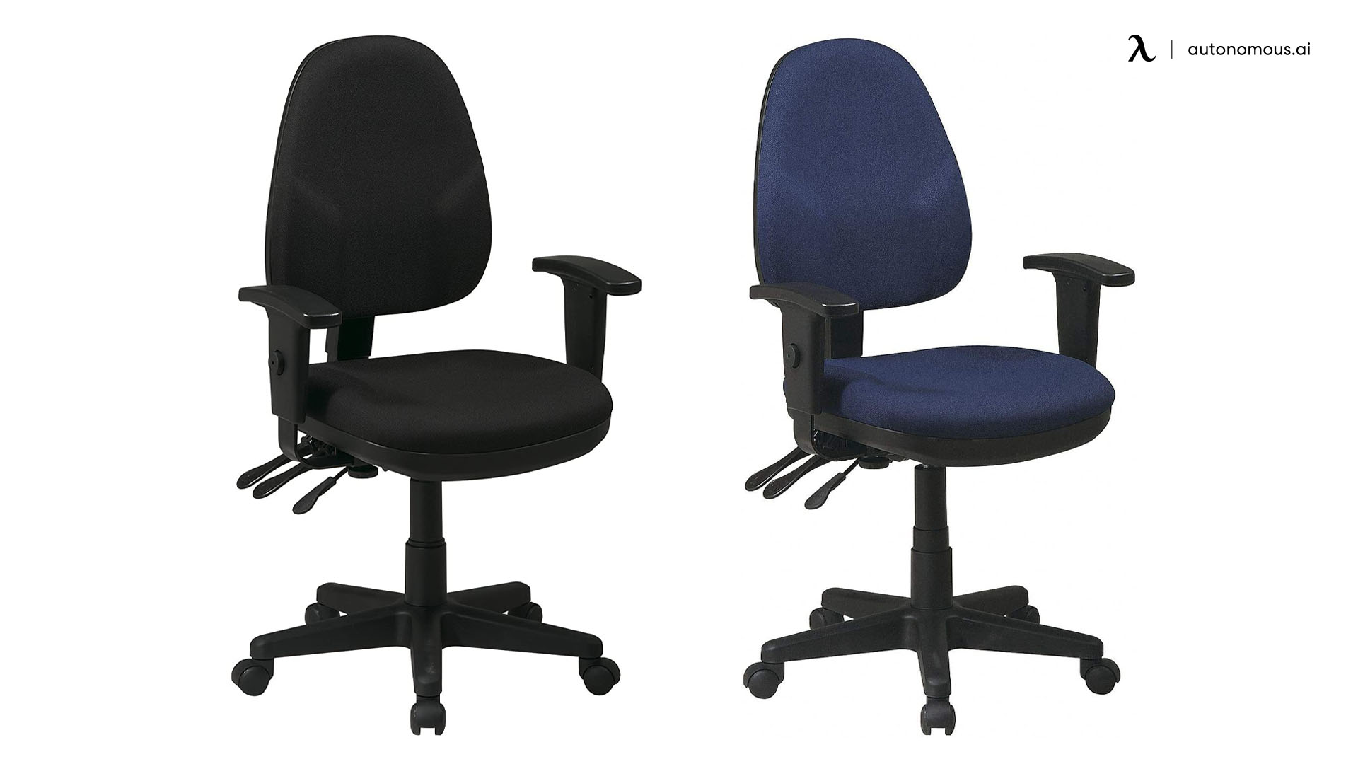 Office Star Mid Back Adjustable Chair