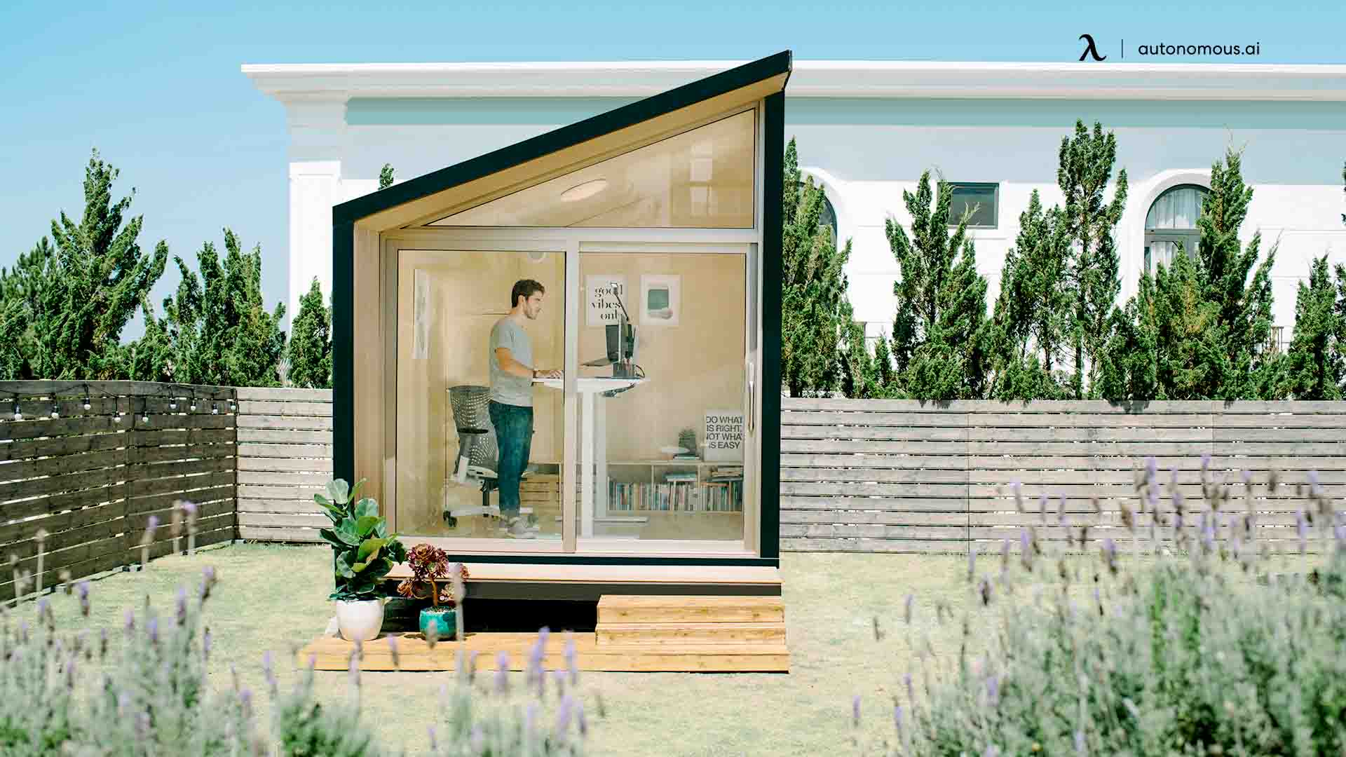 What is a Privacy Office Pod?