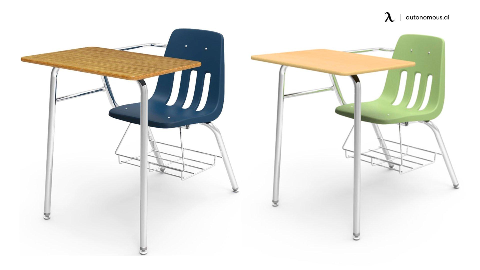 Virco 9400BR Student Combo Desk