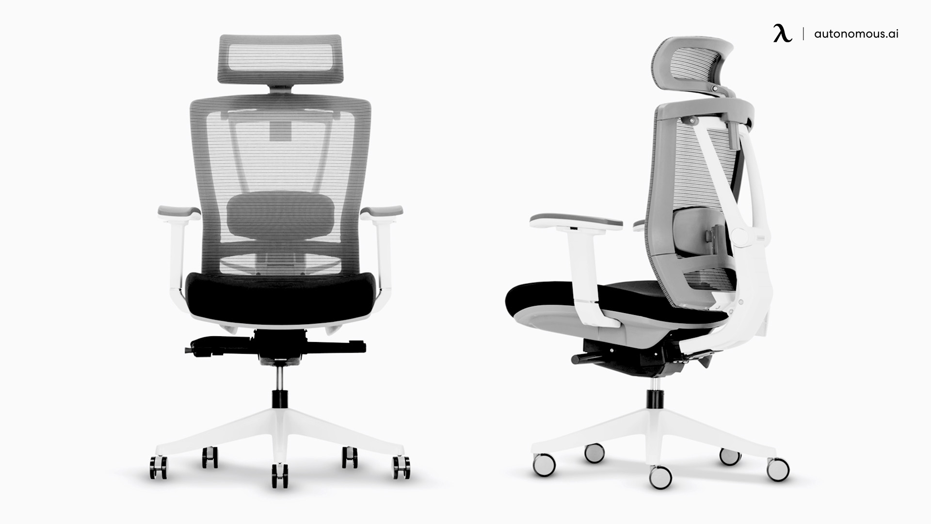 Autonomous ErgoChair Pro
