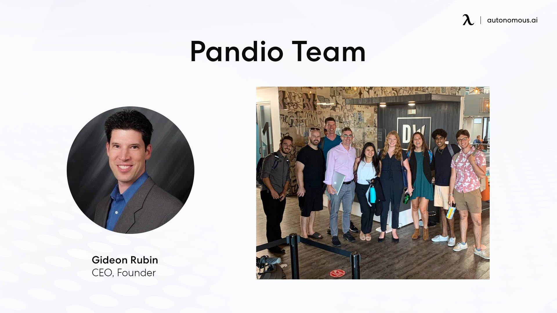 Pandio team