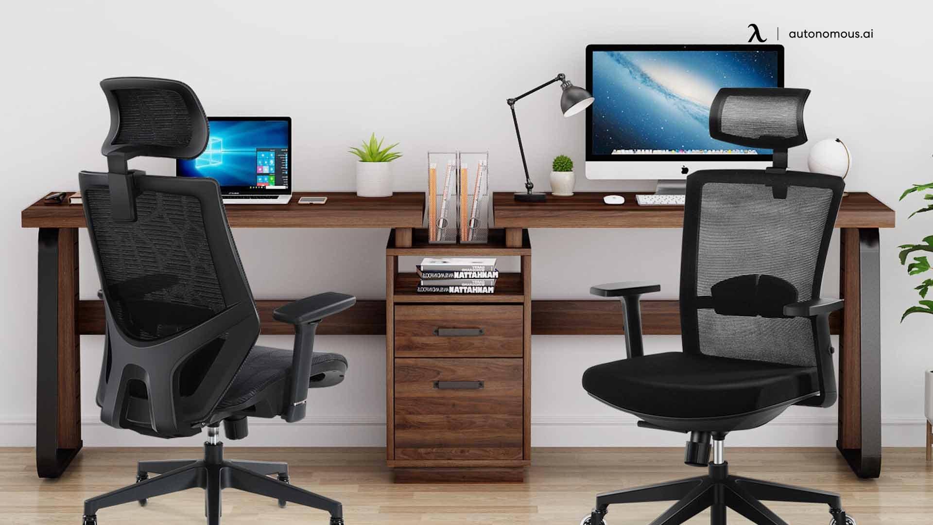 Willa Solid Wood Desk