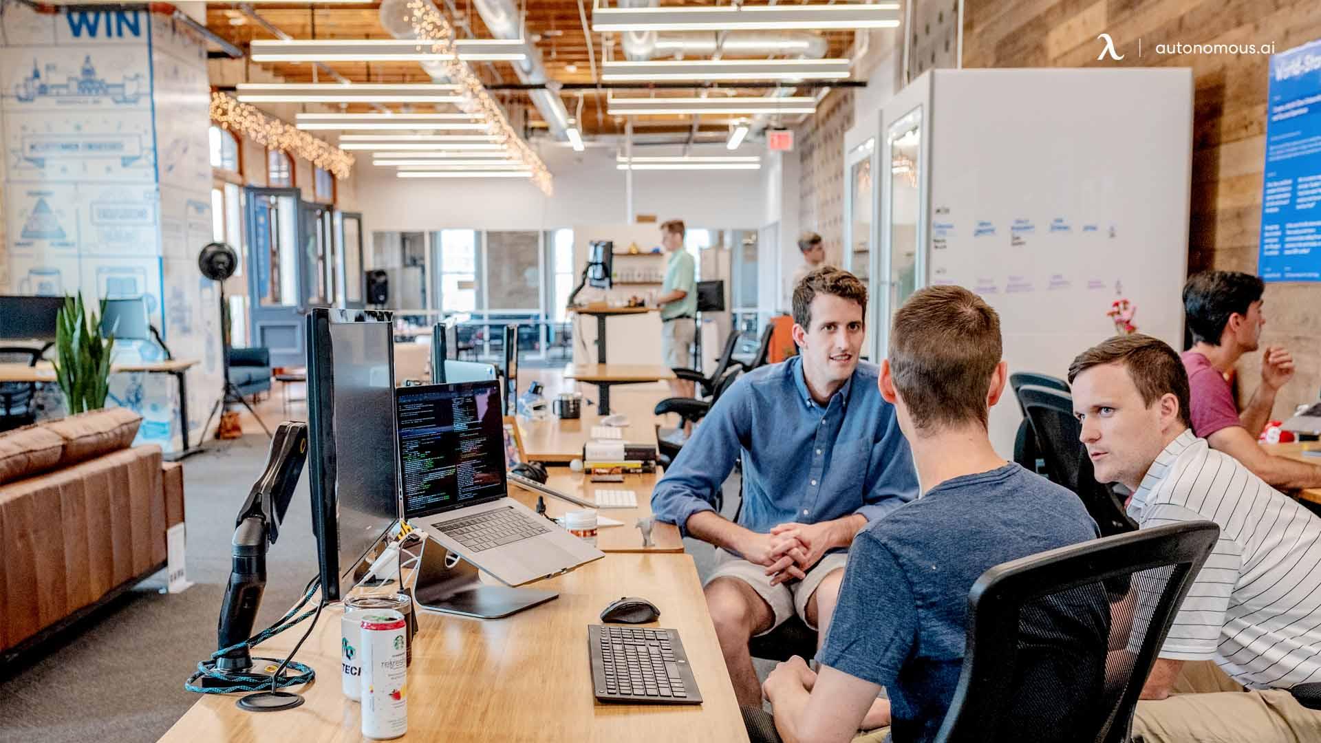 Collaborative Work Environments