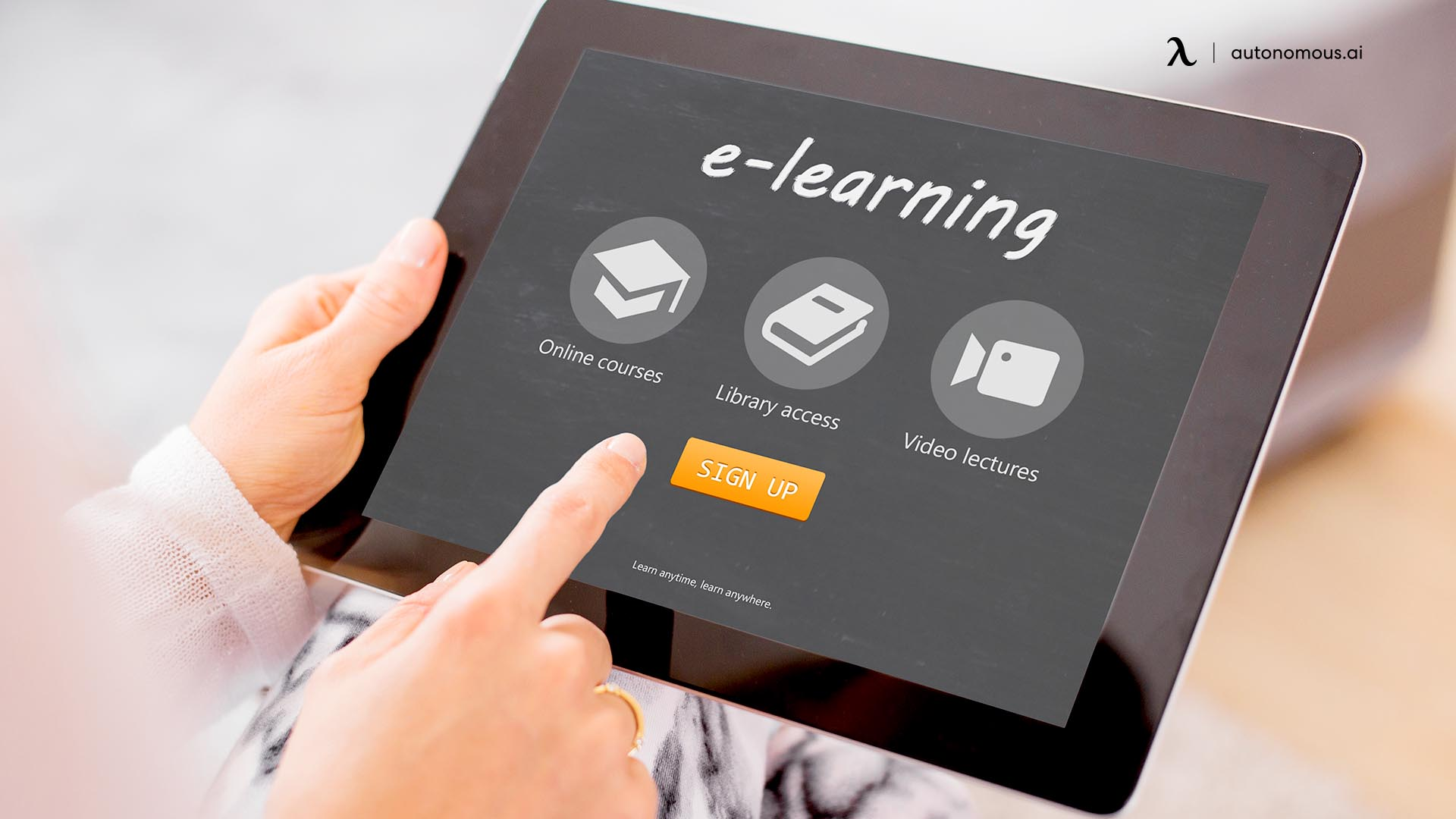 Easier Access to Learning