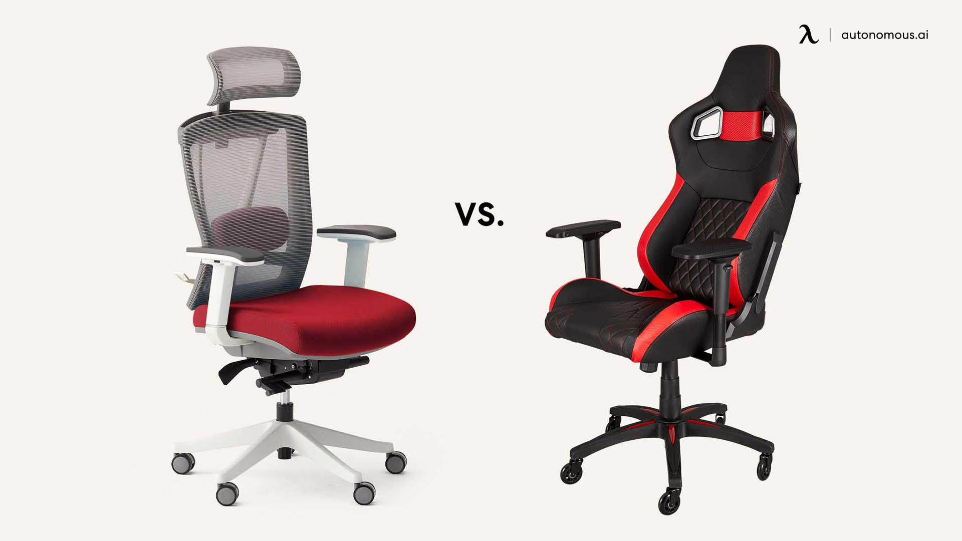 Gaming Chairs vs. Office Chairs