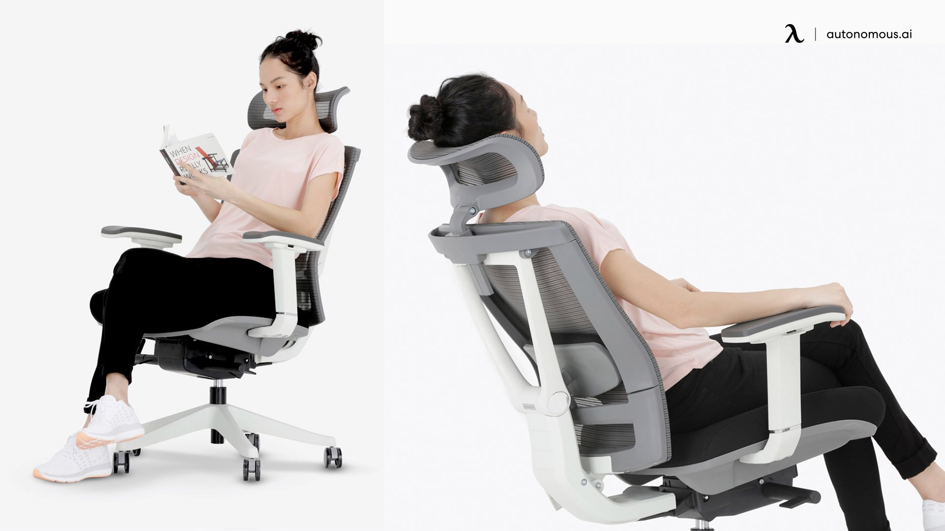 Office Chairs with High Backs