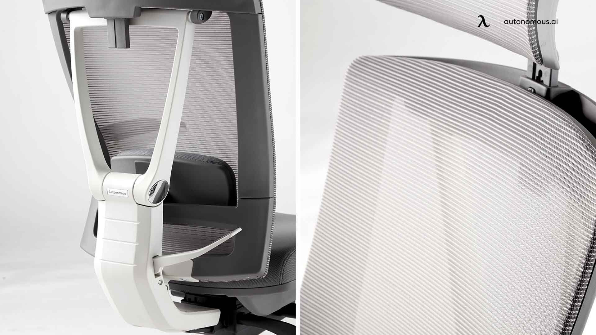 Office Chairs made from Mesh