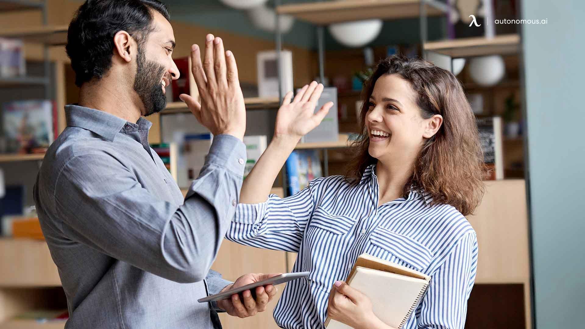 Cater Employee's Satisfaction