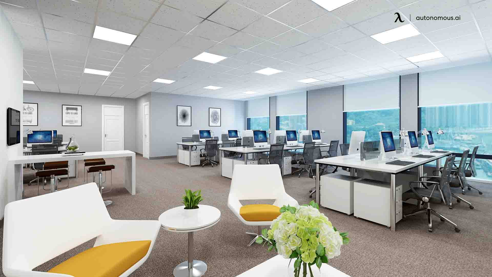 How does a Flexible Office Design