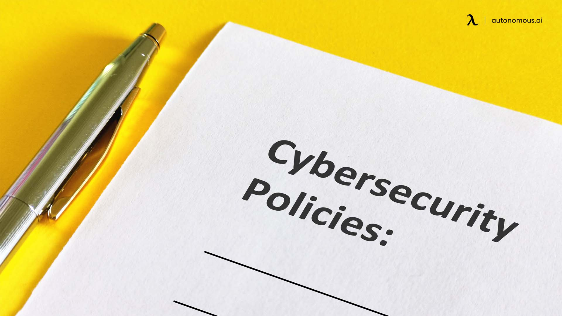 What Next? – Optimize Cybersecurity