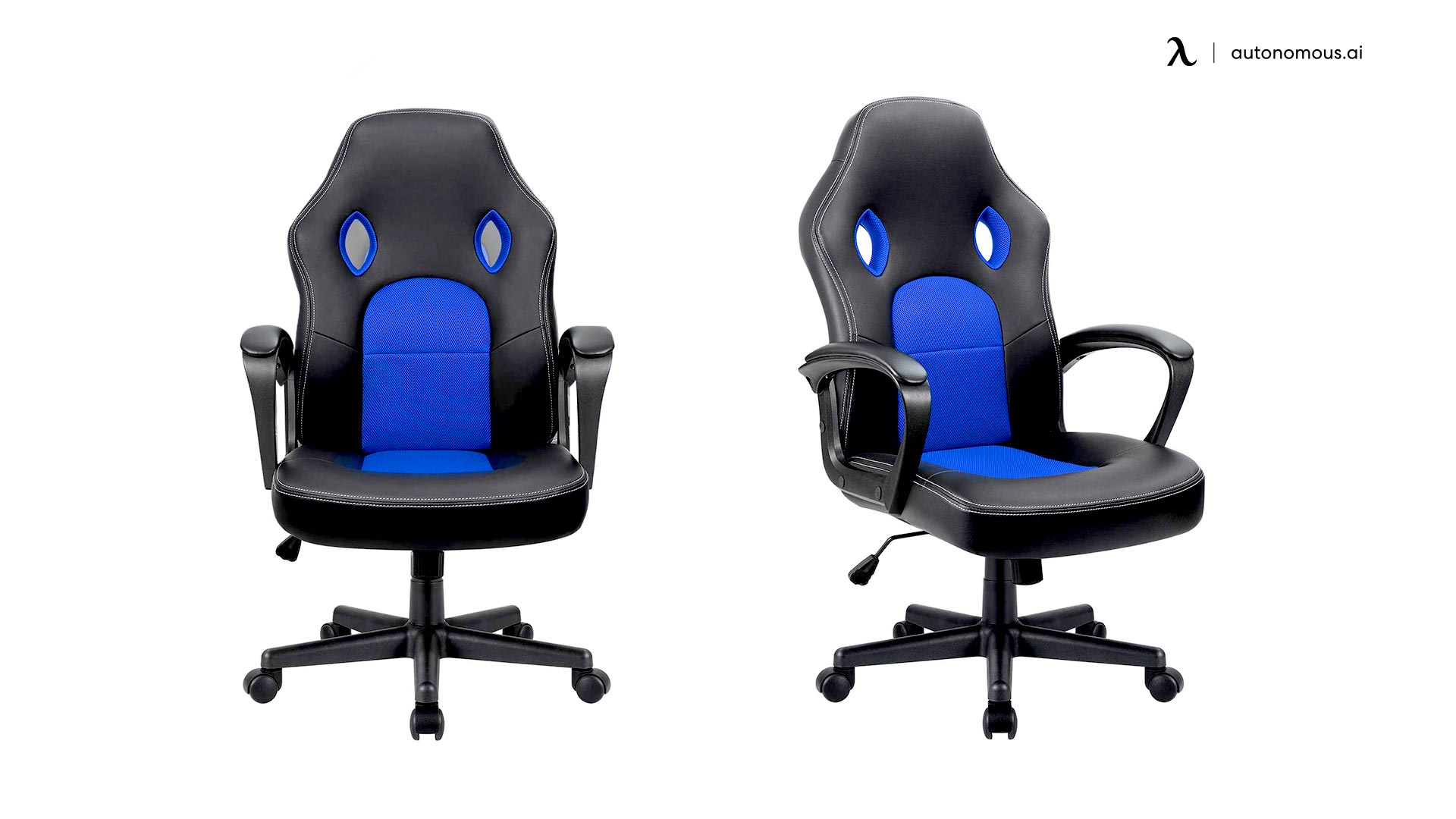 Furmax Office Desk Leather Gaming Chair