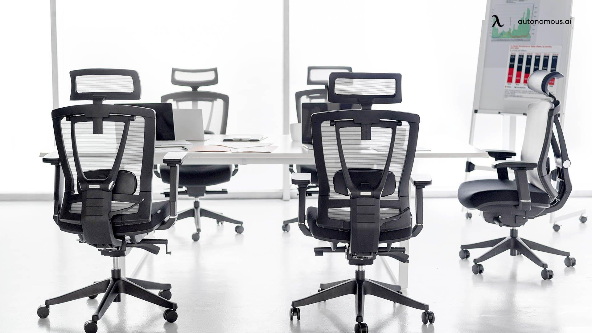 Solution 1 - An ergonomic chair!