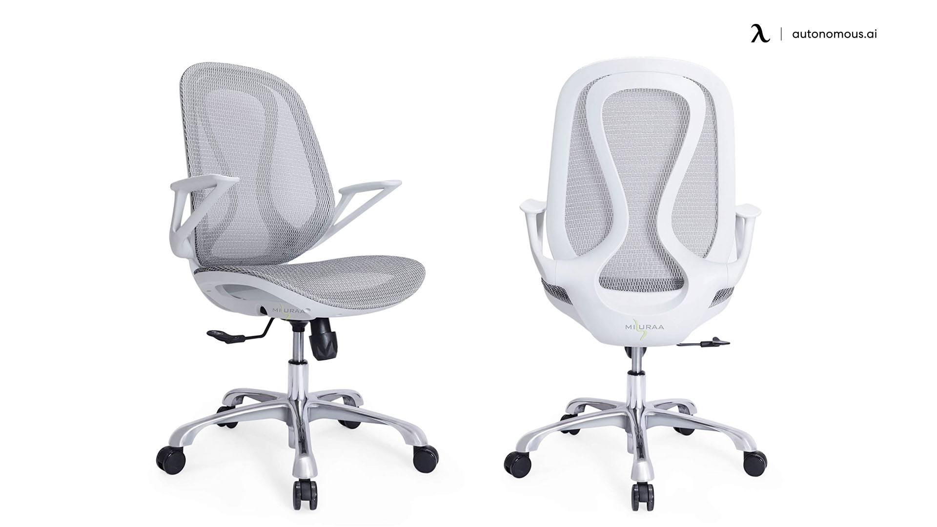 MISURAA Aluminum Base Chair