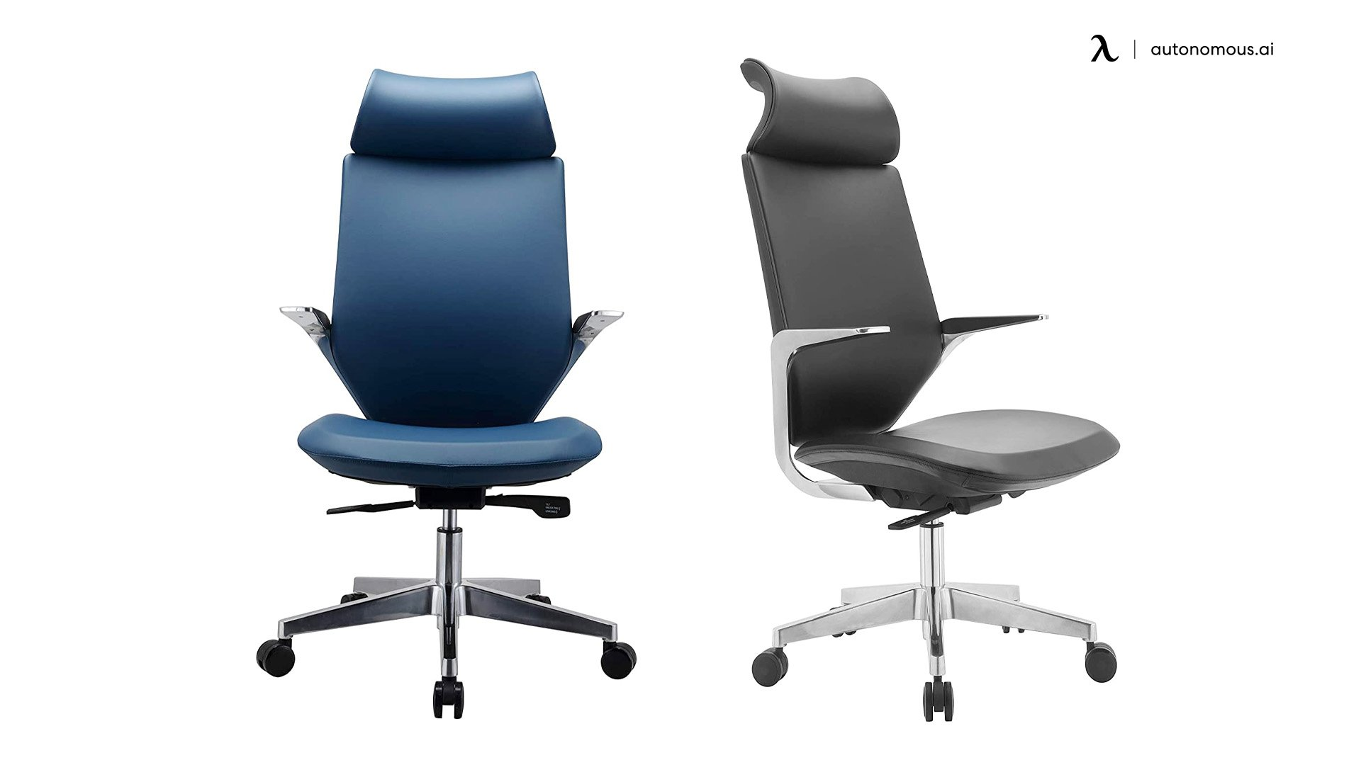 INNOWIN Parker High Back PU Leatherette Office Chair
