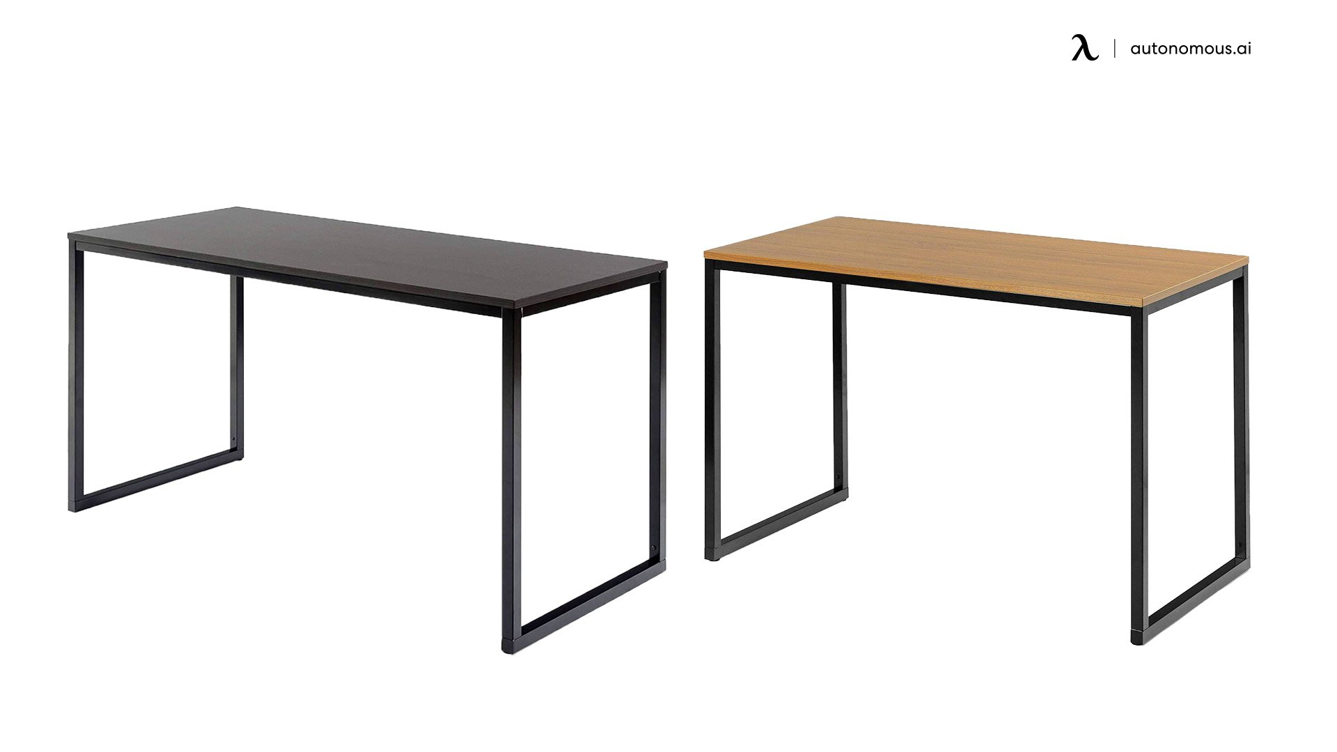 ZINUS Jennifer Steel Frame Desk
