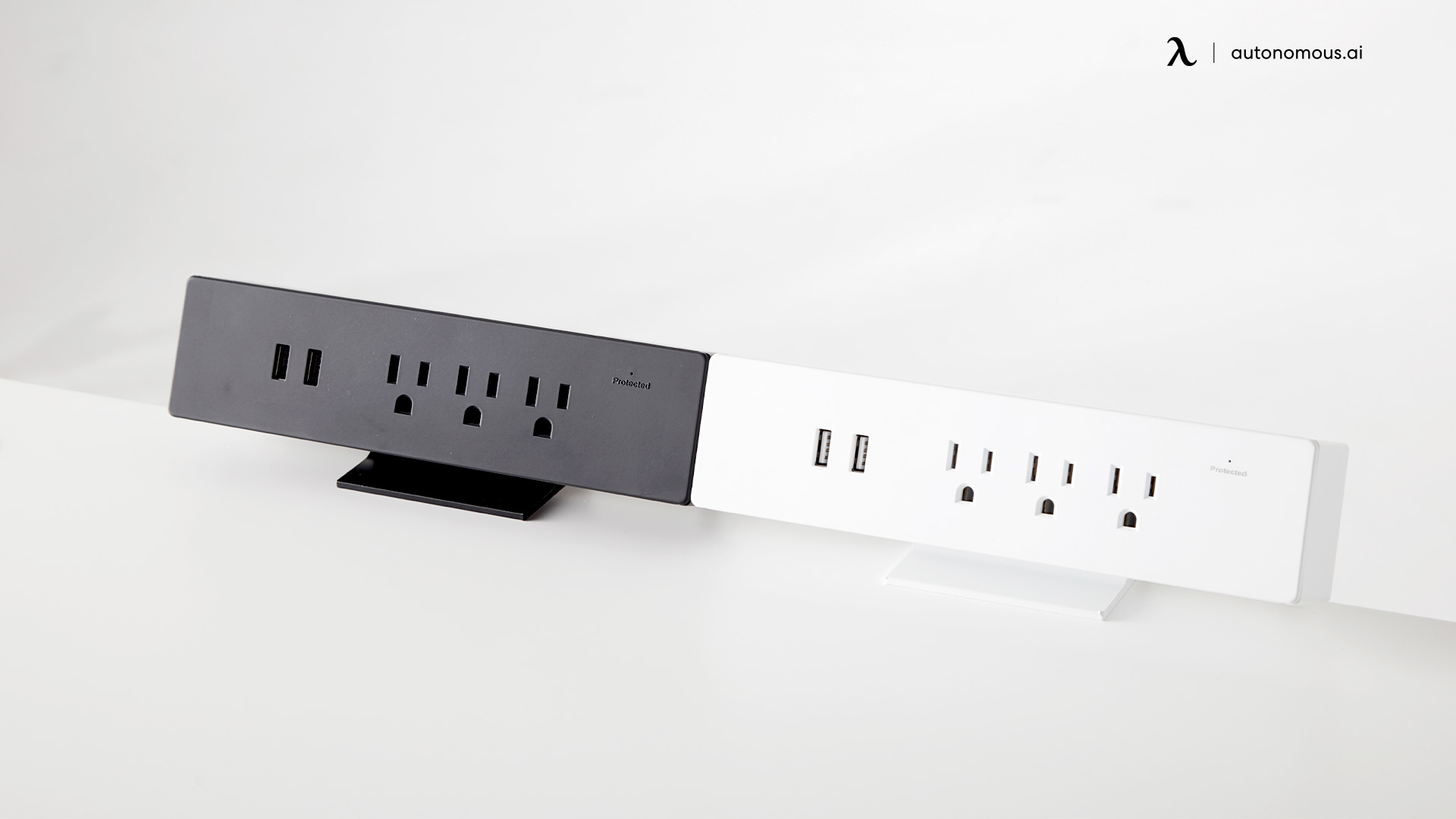 Desk Clamp Power Outlet