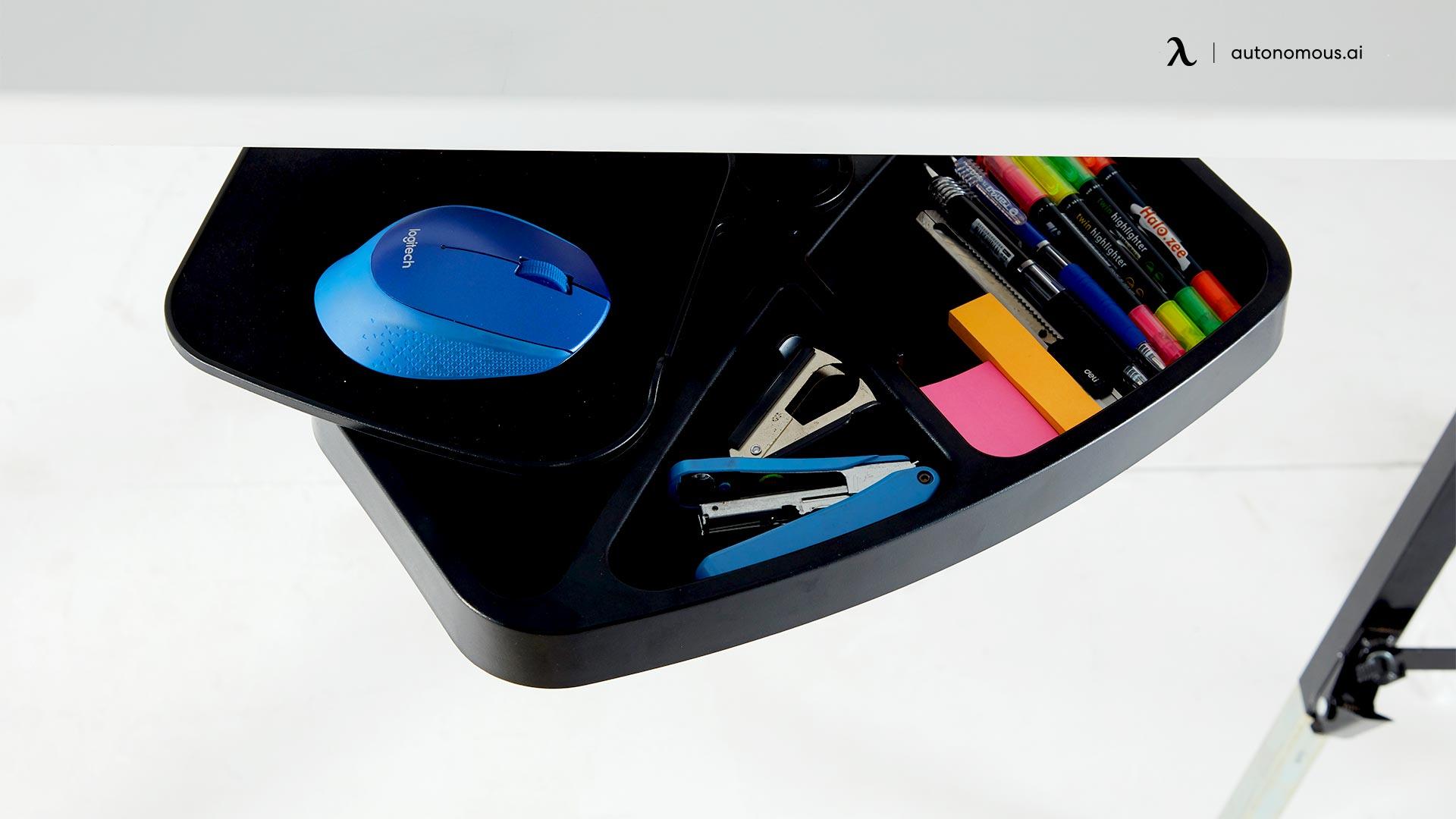 Swivel Desk Drawer