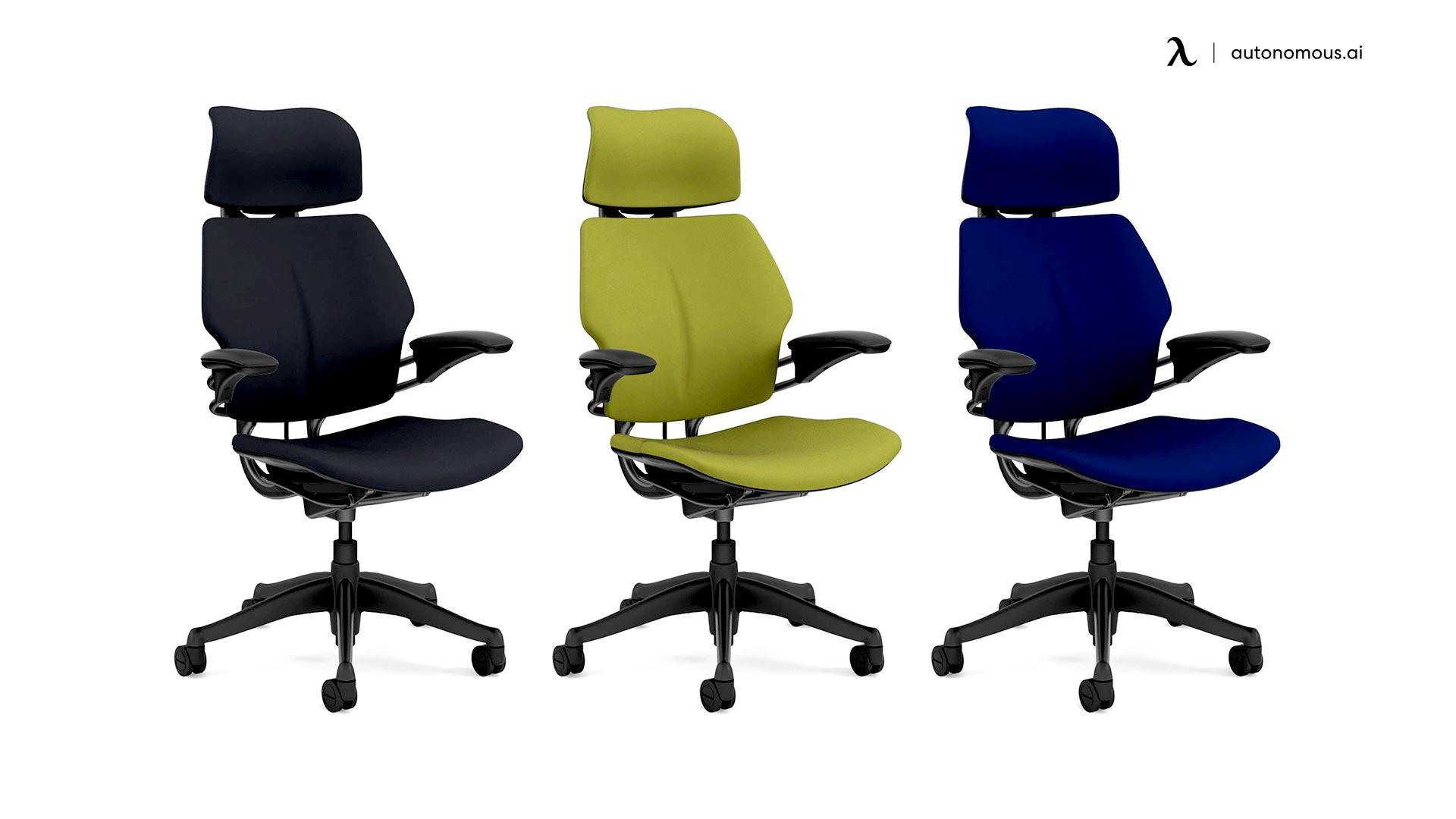 Humanscale Freedom Headrest Chair - Wave