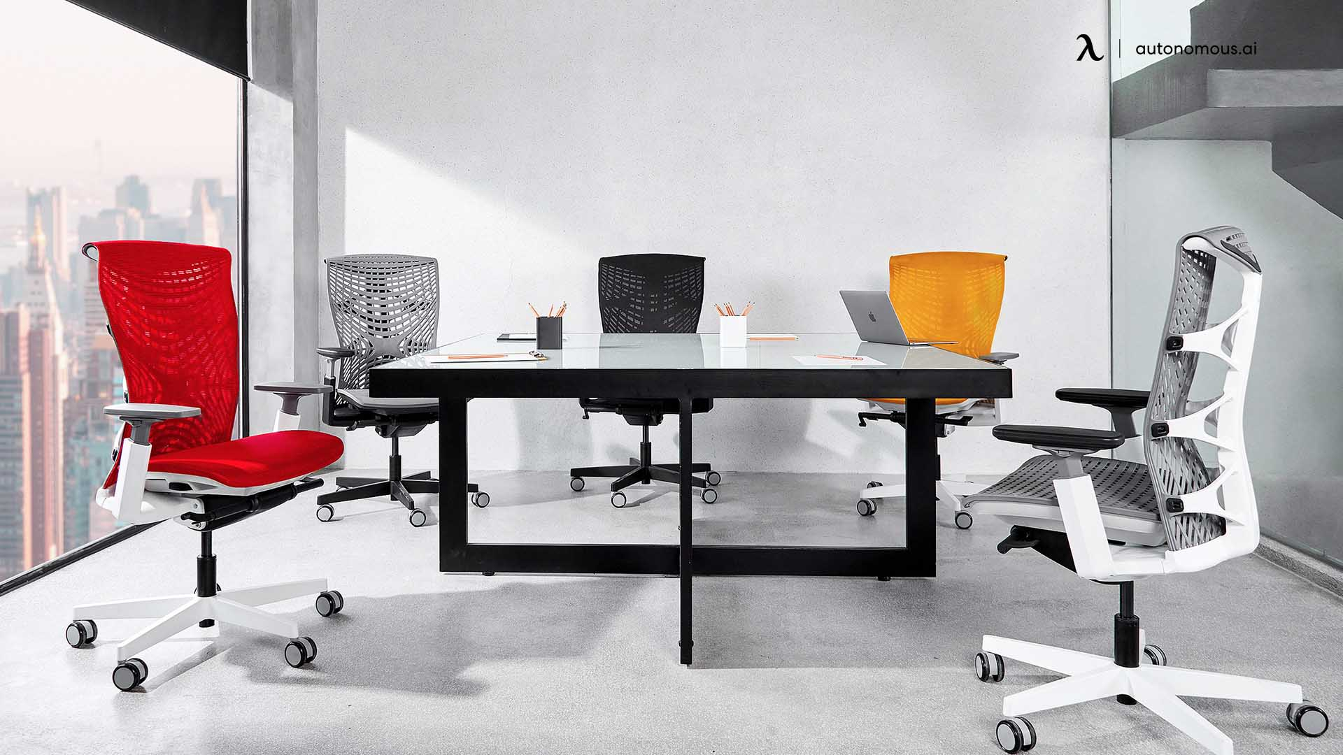 Have Comfort With the Ergonomic Chairs