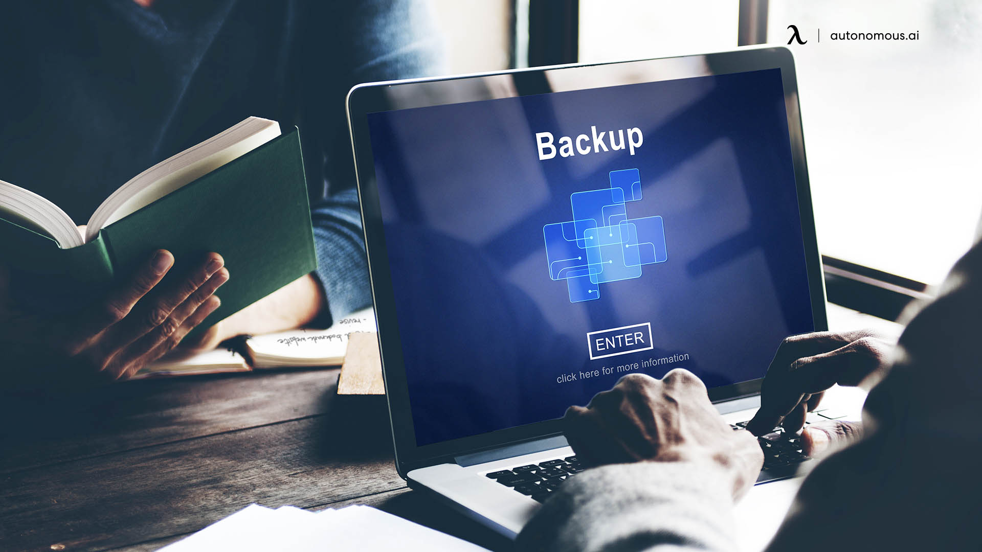 Have a backup plan and beware of complexity