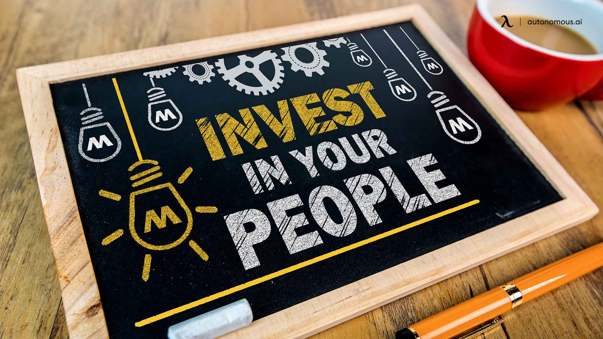 The reason why you should invest in your employees