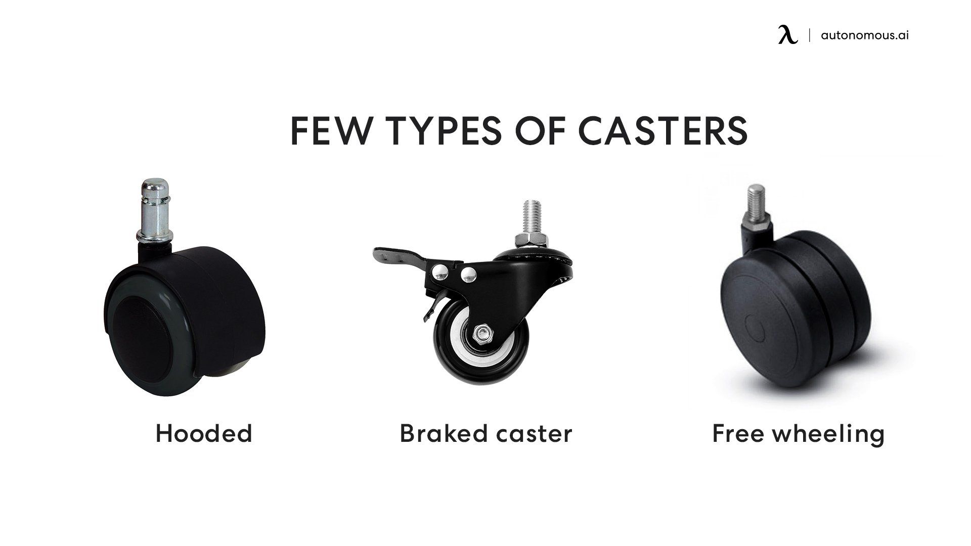 caster type