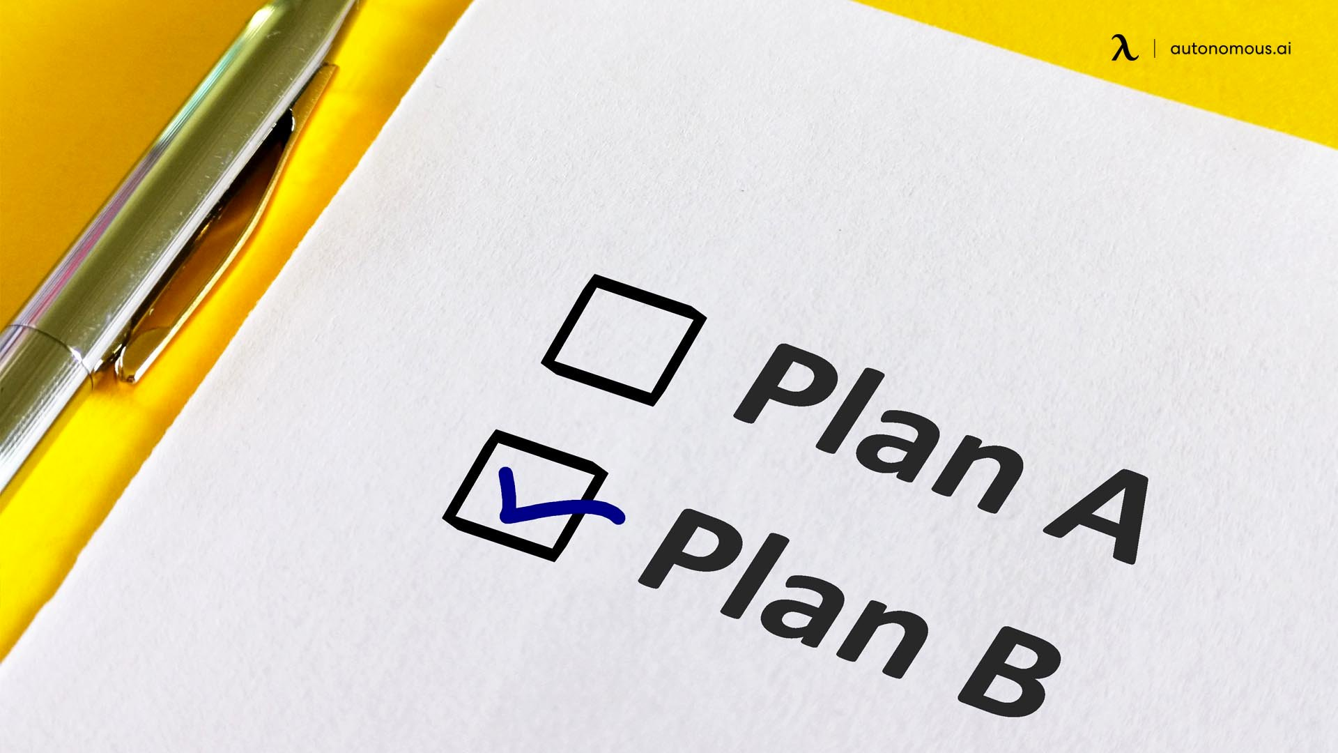 Create a Clear Plan and Communicate It Well