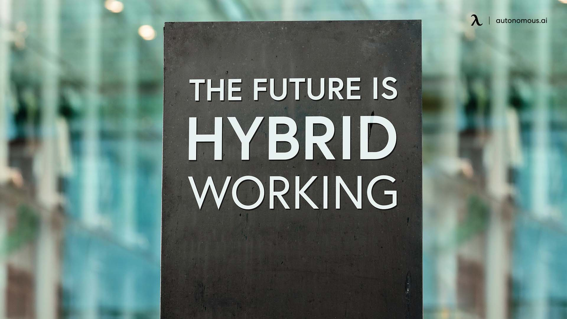 The Future Could Be Hybrid