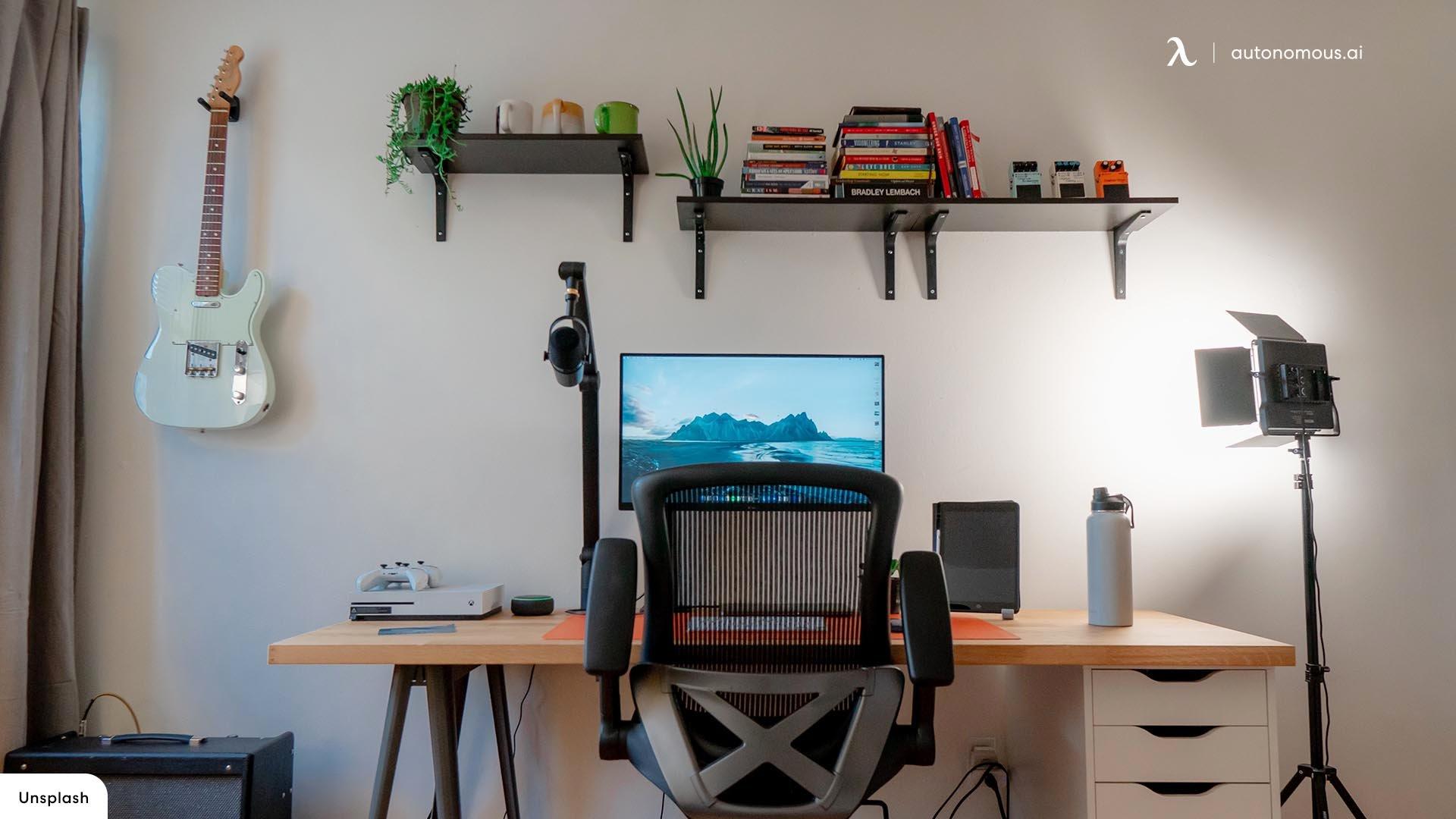 Best Office Desk Decoration Ideas
