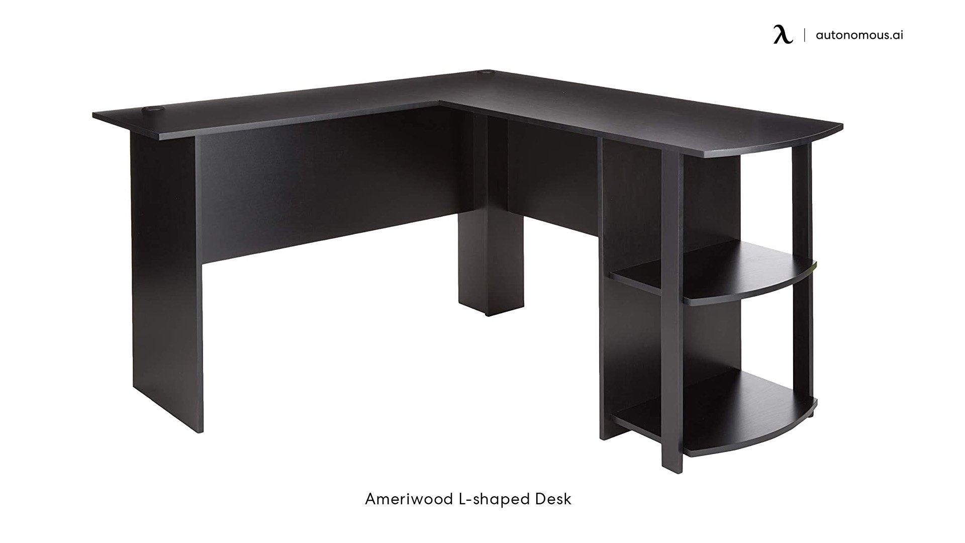 Ameriwood L-shaped Desk