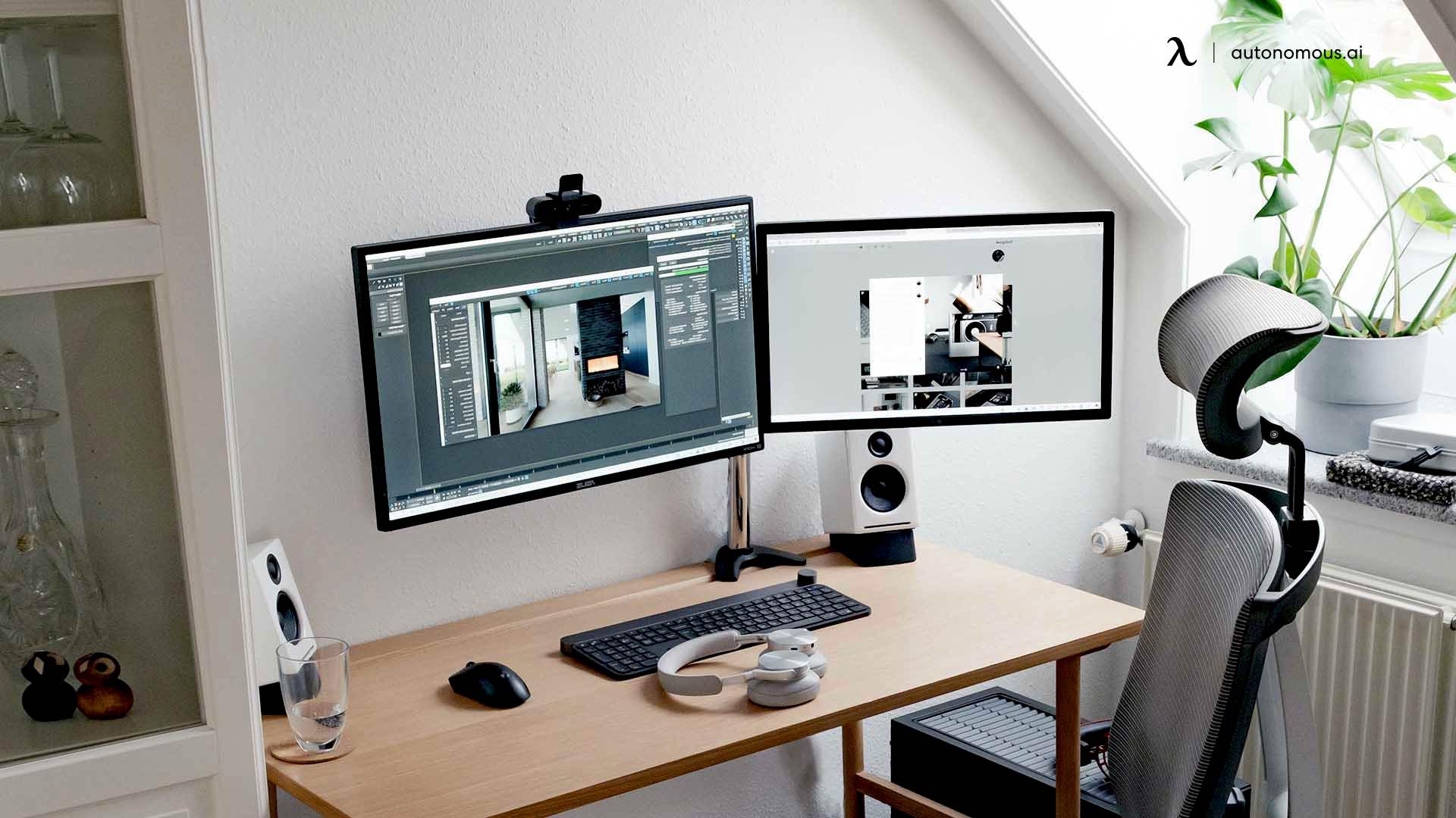 Dual Monitor Setups