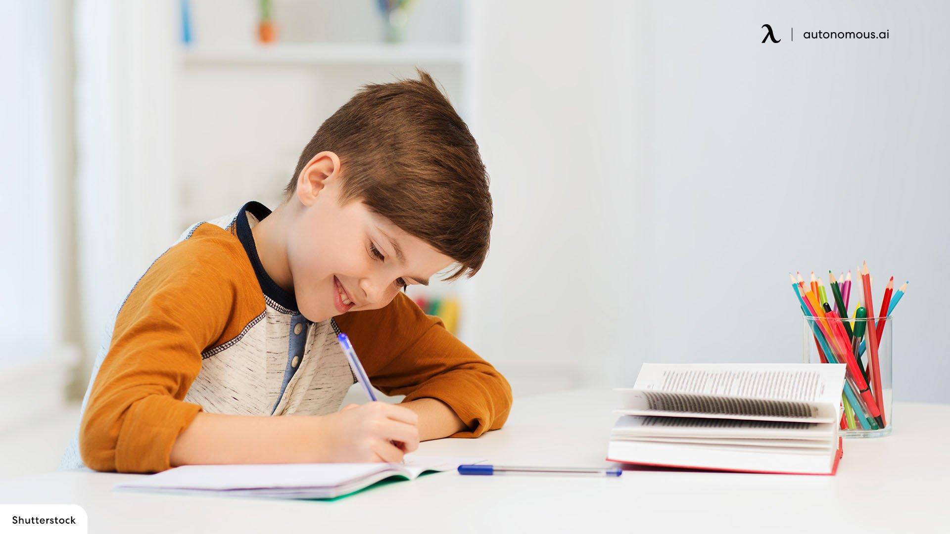 Kids Study Room Styles Ideas