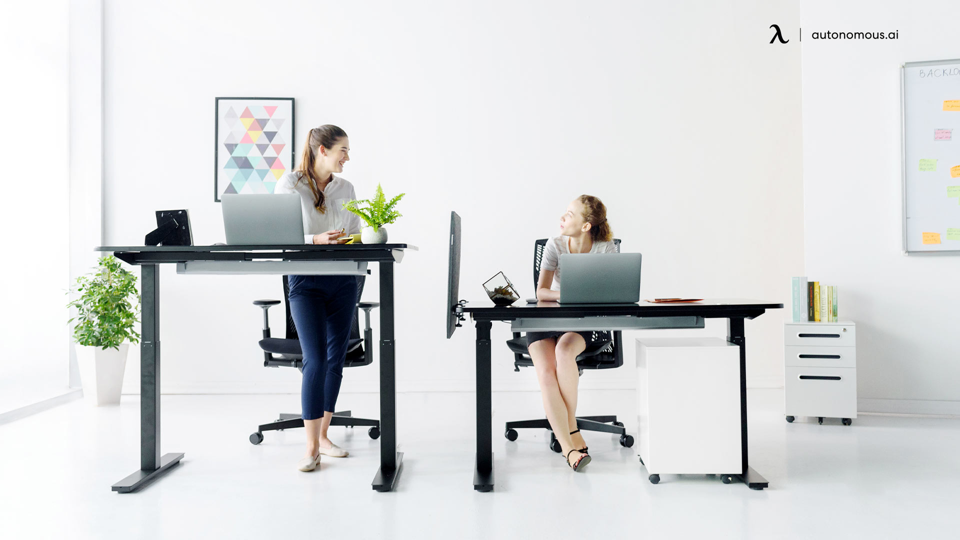 Sit-Stand Position Alternating