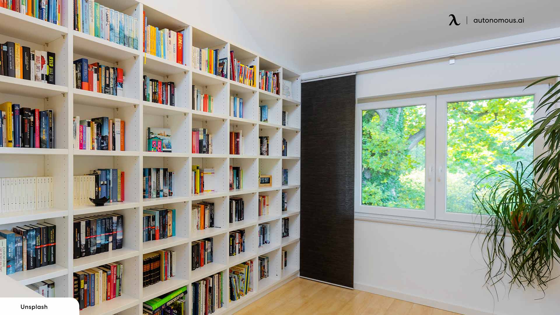 Install Built-in Walls with Shelves