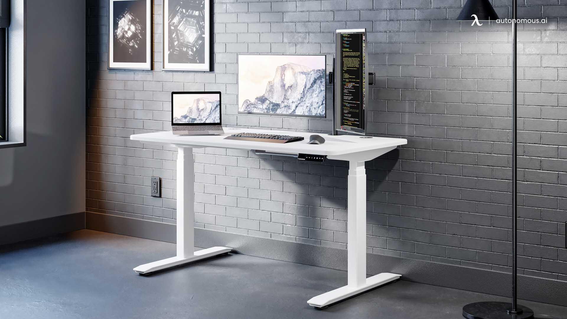Set Up a Small Desk