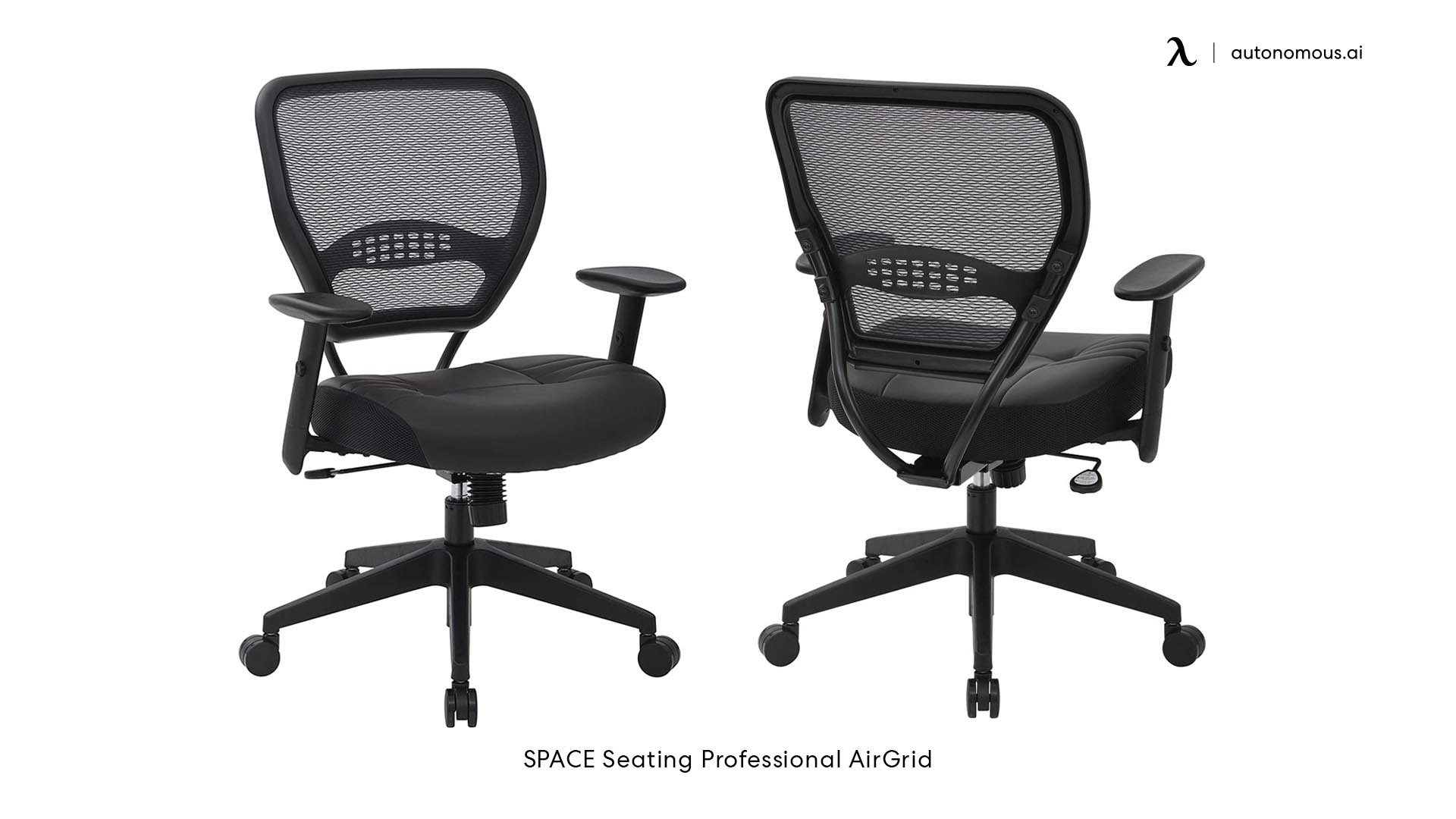 Professional Airgrid Chair by Space Seating