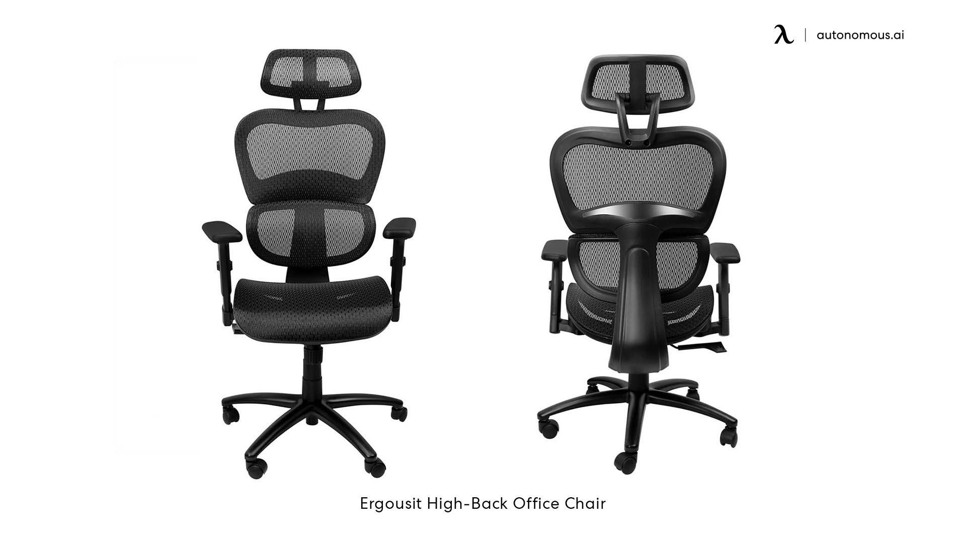 Ergousit High-Back Office Chair