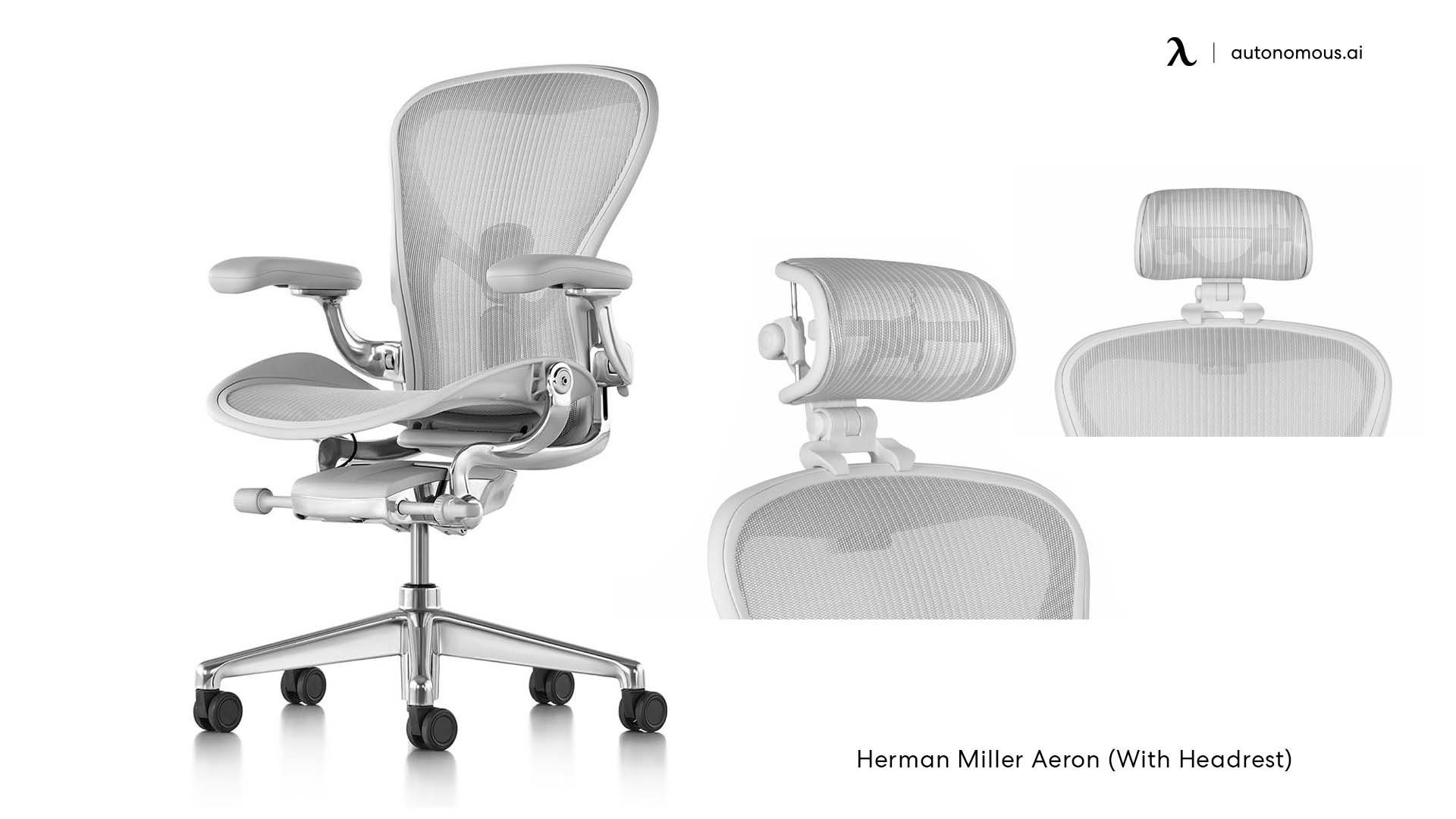 Herman Miller Aeron (With Headrest)