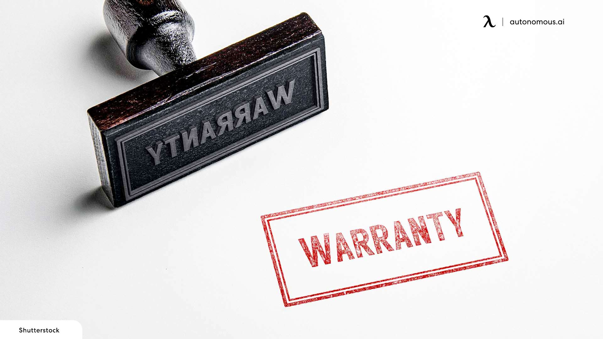 Furniture Warranty