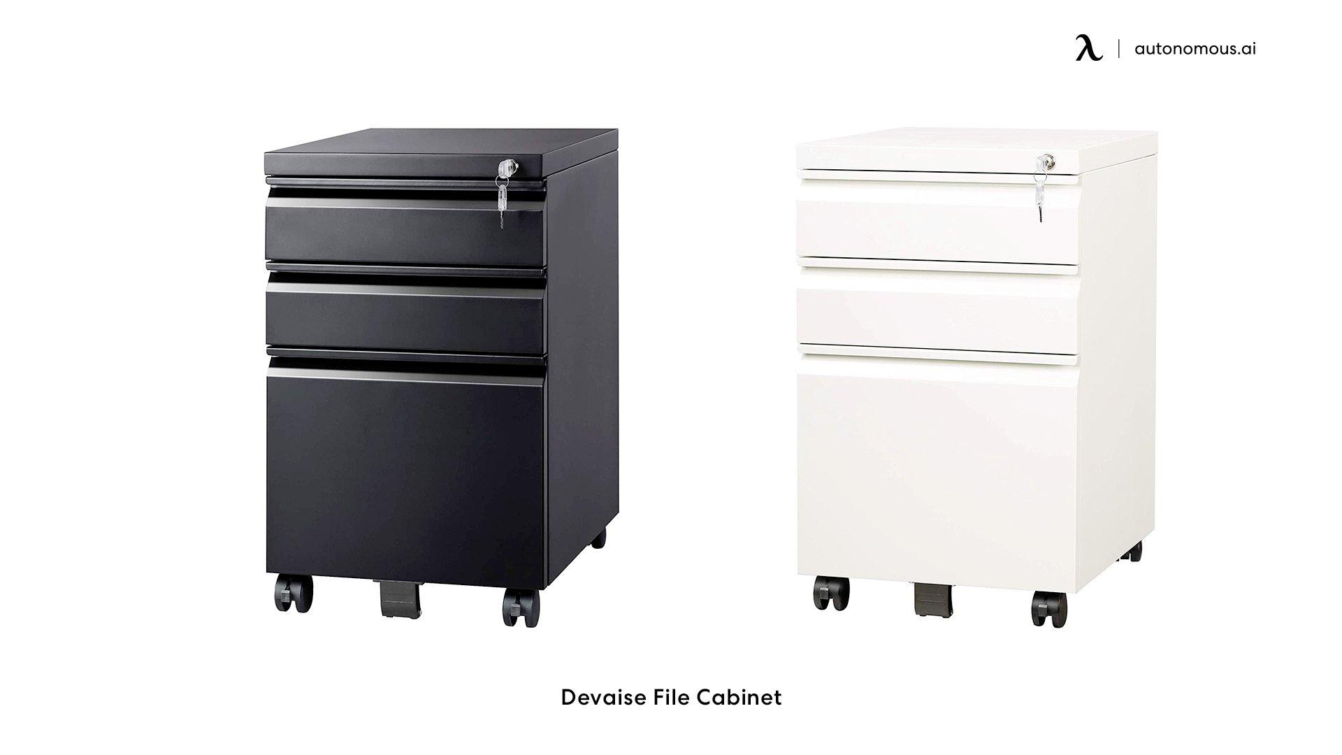 Devaise File Cabinet